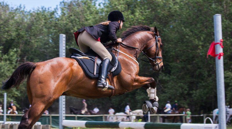 cap paardrijden
